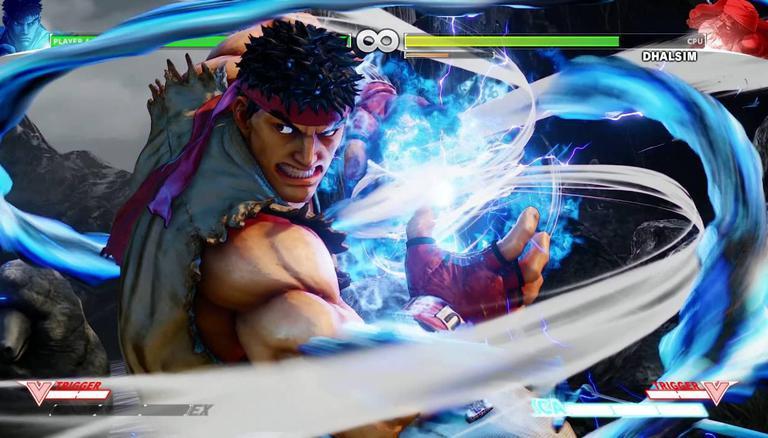 Lutador de rua 5: Combo Shinku Hadoken de Ryu e lista completa de movimentos 1