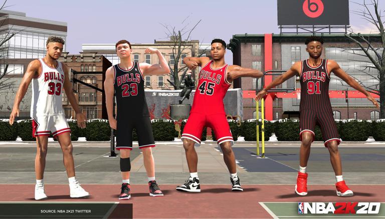NBA 2K21: Archie Baldwin ou Harper Dell;  Qual agente se deve procurar? 1