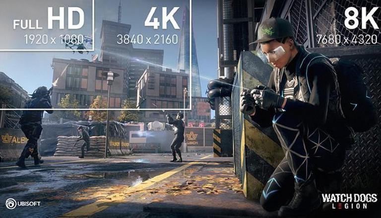 NVIDIA RTX 3090 será a primeira placa gráfica para jogos 8k do mundo 1