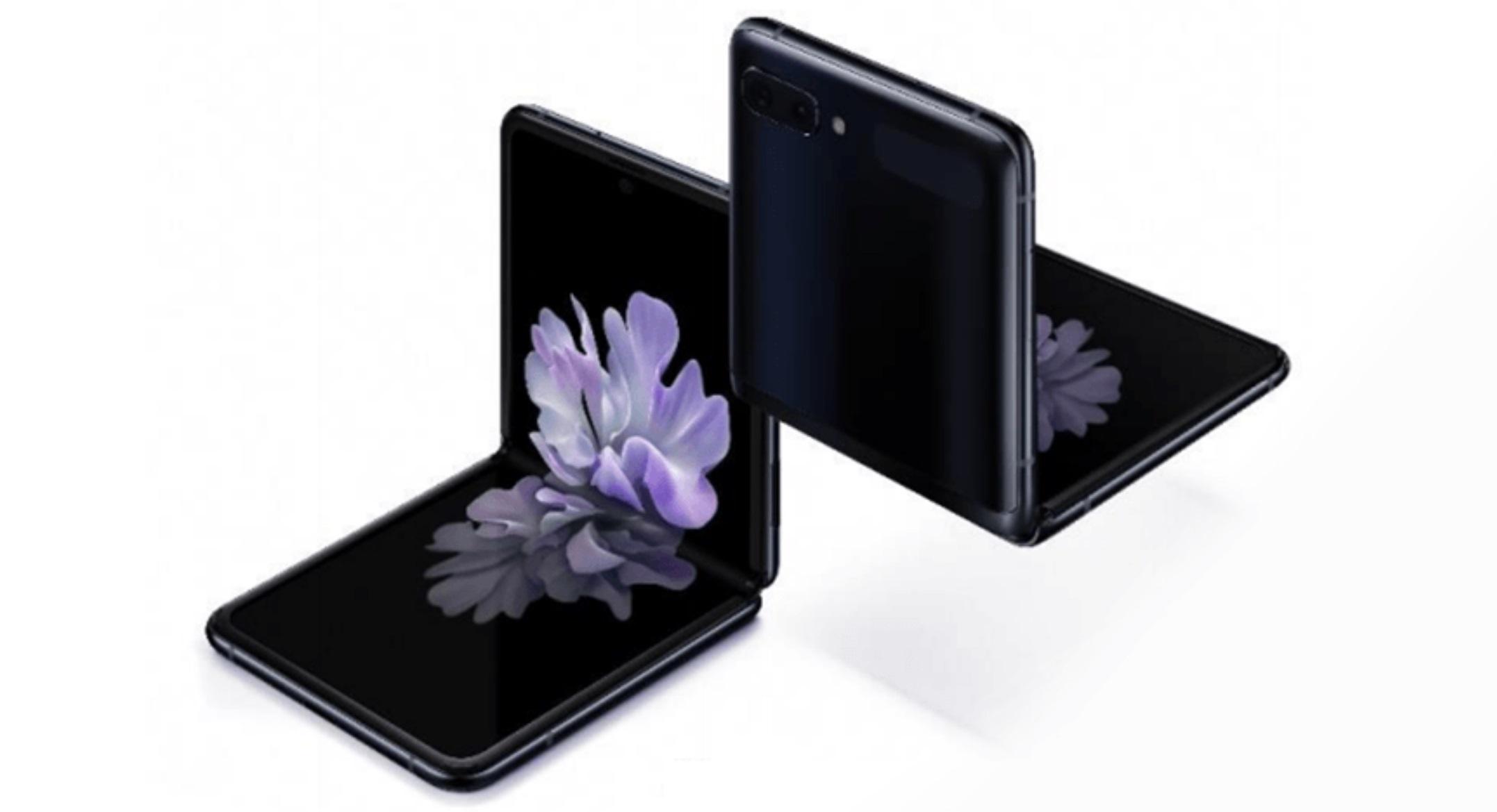 Novo samsung Galaxy Z Flip 5G apareceu em um novo vídeo que vazou 1