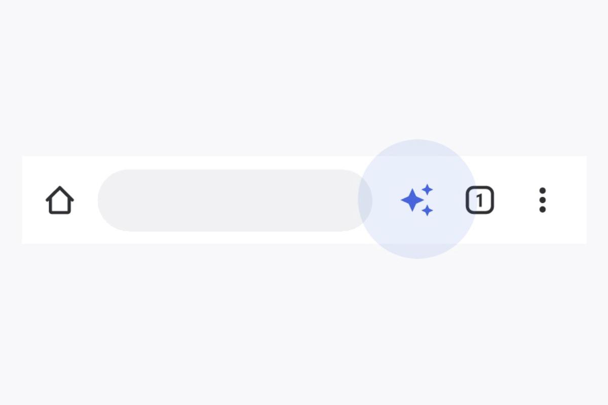 O Google está permitindo que você adicione uma função de sua preferência à barra de endereço do Chrome 1