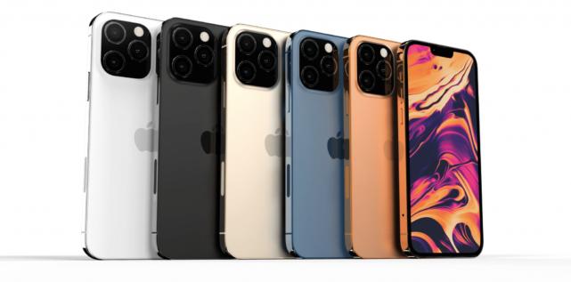 Lançamento do lineup do iPhone 13 em setembro
