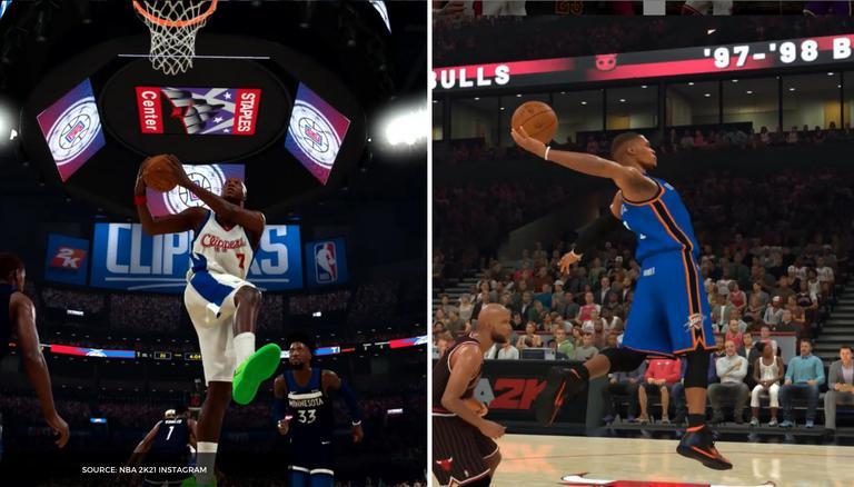 Por que atirar é tão difícil no NBA 2K21?  Saiba mais sobre o novo medidor de tiro 1