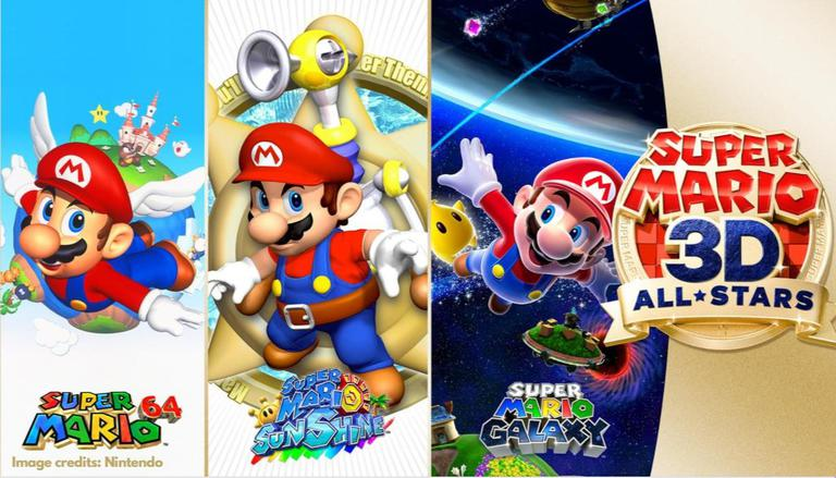 Pré-encomenda, preço, data de lançamento e edições do jogo Super Mario 3D All Stars 1