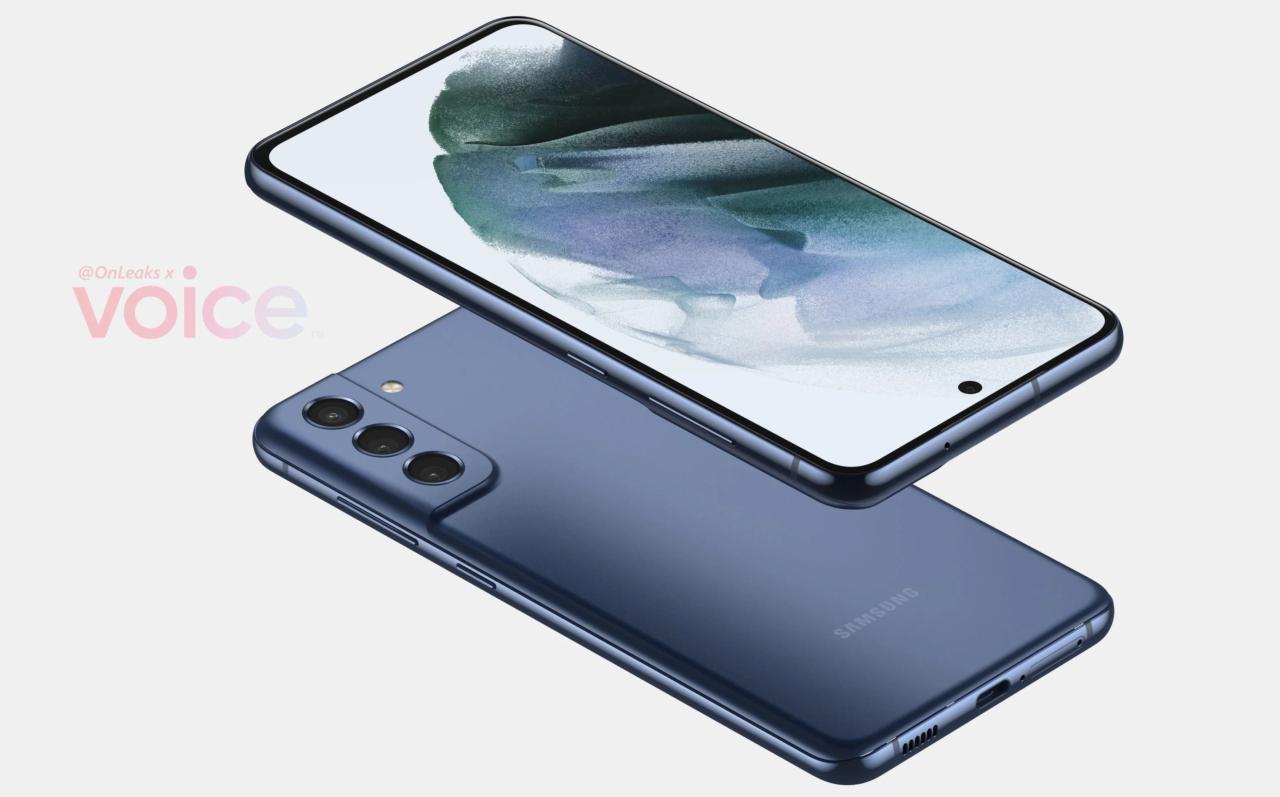 Samsung Galaxy S21 FE certificado para carregamento rápido de 45 W 1