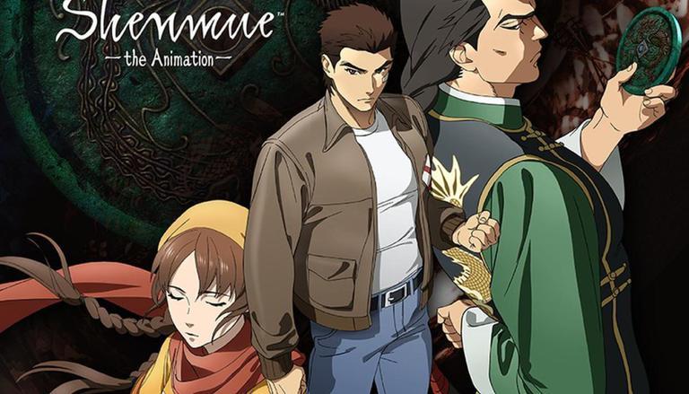 Shenmue Anime In The Works, Crunchyroll e Adult Swim colaboram para a série de 13 episódios 1