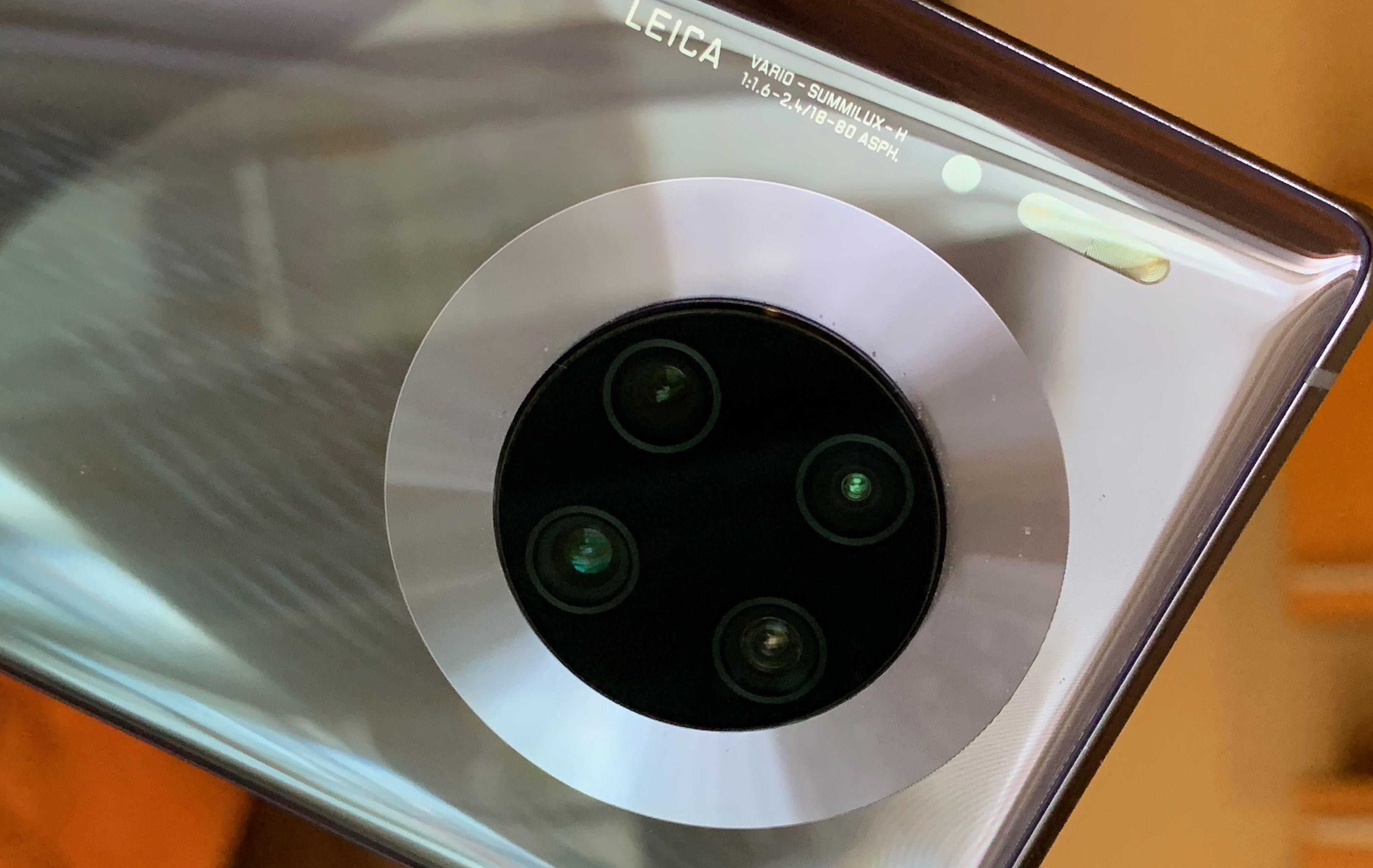 Temos novos vazamentos de gabinetes para a série Huawei Mate 40 1