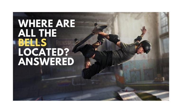 Tony Hawk Pro Skater 1 E 2 Remake Bell Locations e como completar o desafio 1
