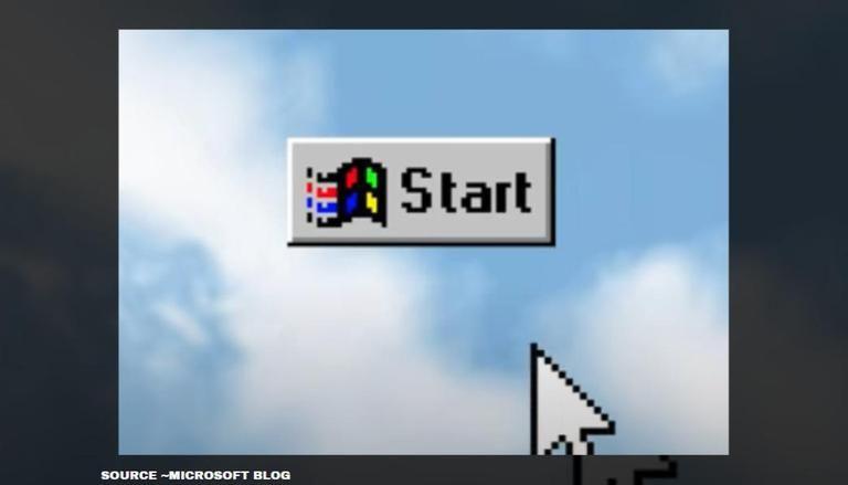 """Windows 95 completa 25 anos, a nostálgica Microsoft diz """"me dê partida"""" novamente 1"""