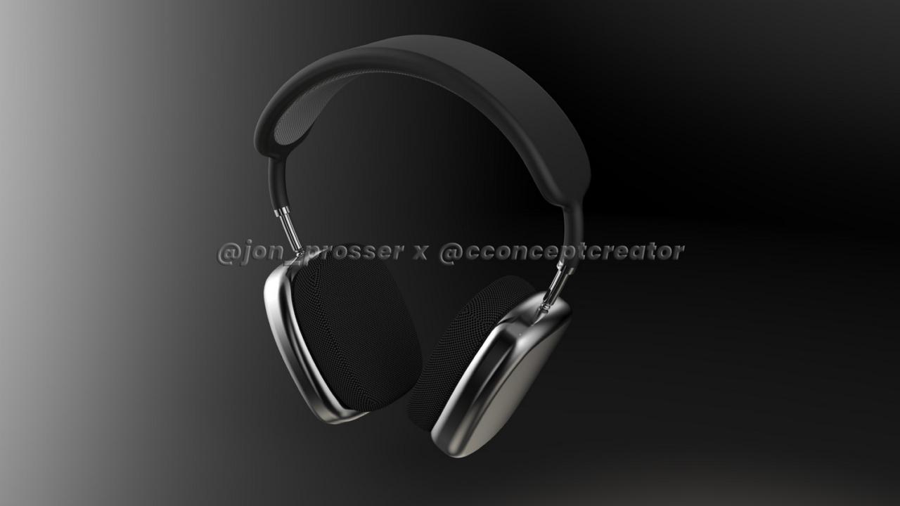 Aqui está sua primeira olhada em Applepróximos fones de ouvido sem fio AirPods Studio 3