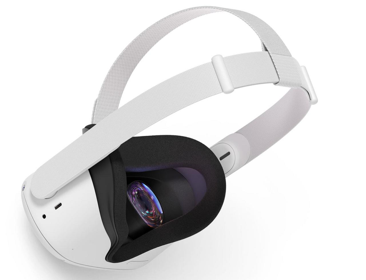 Facebooknovo Oculus Quest 2 O fone de ouvido VR é mais nítido, rápido e também mais barato por US $ 299 2