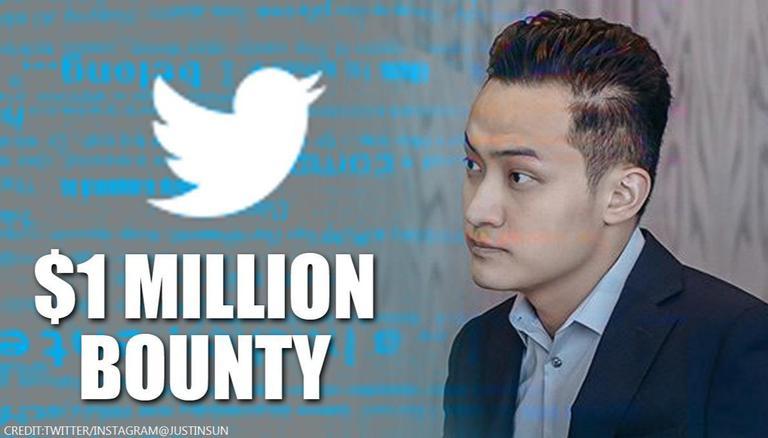 Justin Sun, CEO da BitTorrent, anuncia $1 Milhão de recompensas por golpistas de bitcoin, condenando hackers 1